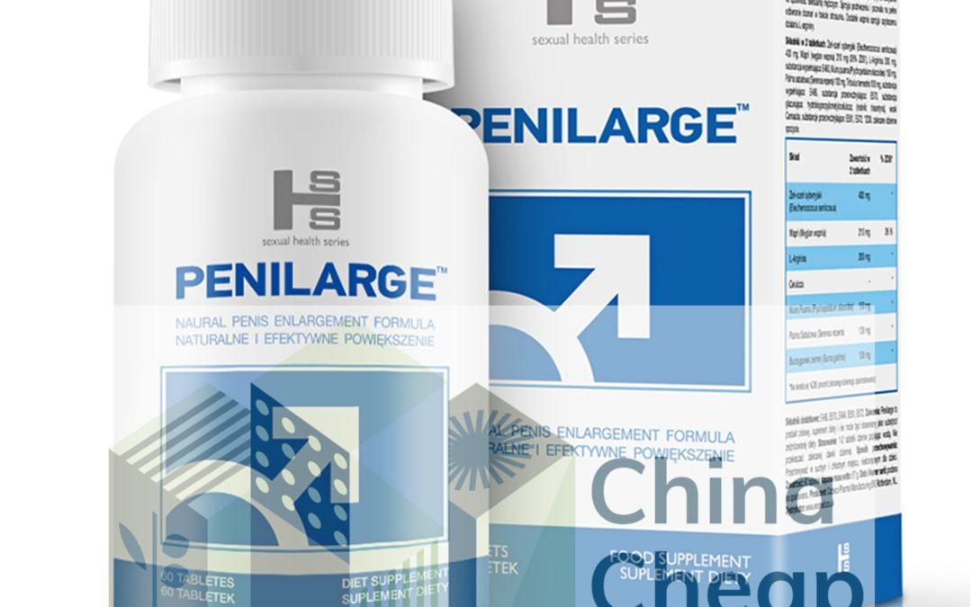 Penilarge – tabletki na powiększanie penisa
