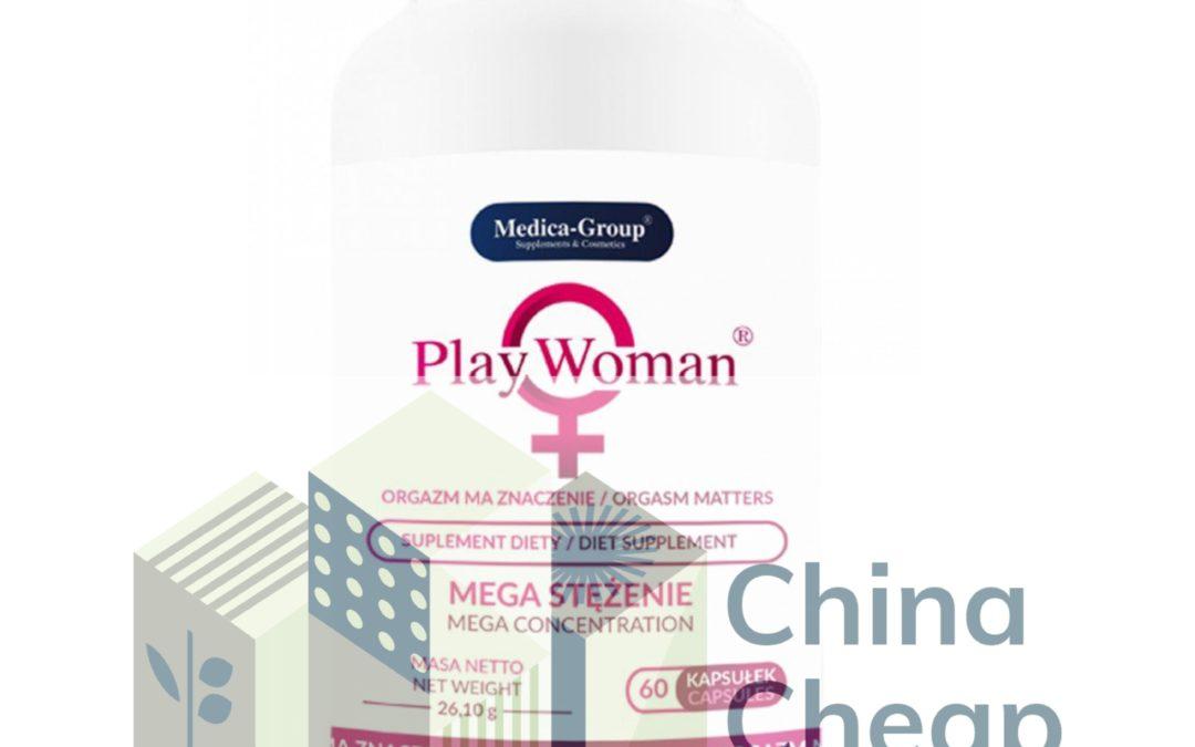 PlayWoman – tabletki na libido u kobiet