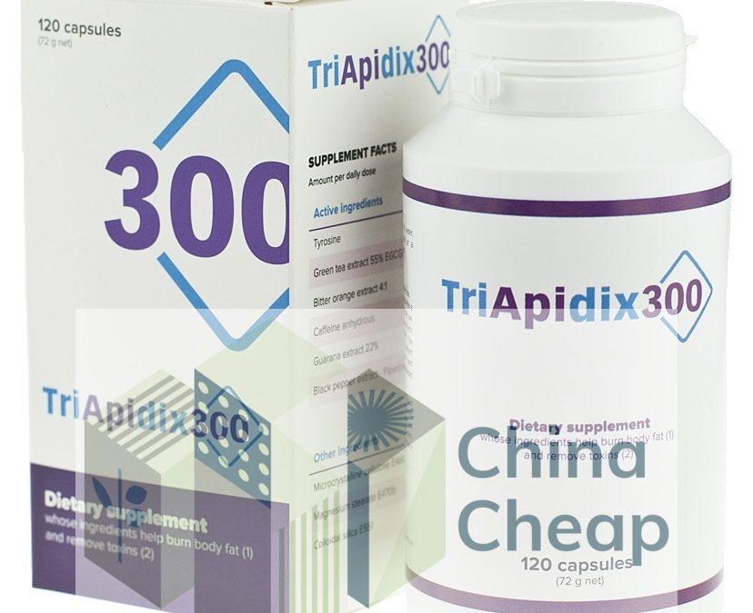 Triapidix300 – tabletki na odchudzanie