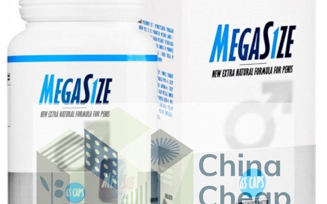 MegaSize – tabletki na powiększanie penisa