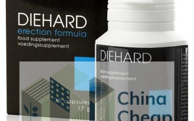 Diehard – tabletki na erekcję