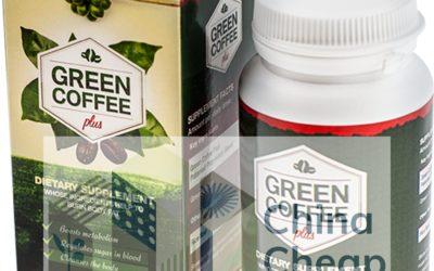 Green Coffee Plus – tabletki na odchudzanie