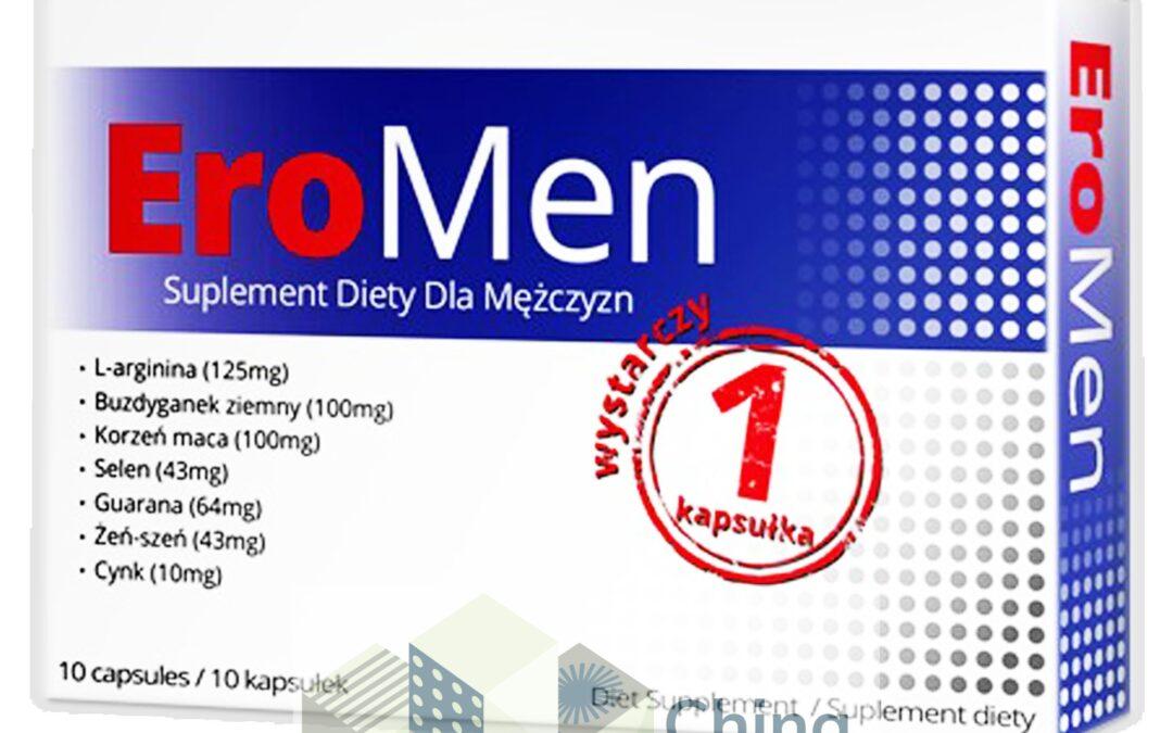 Eromen – tabletki na erekcje