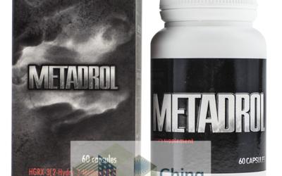 Metadrol – tabletki na przyrost masy miesniowej