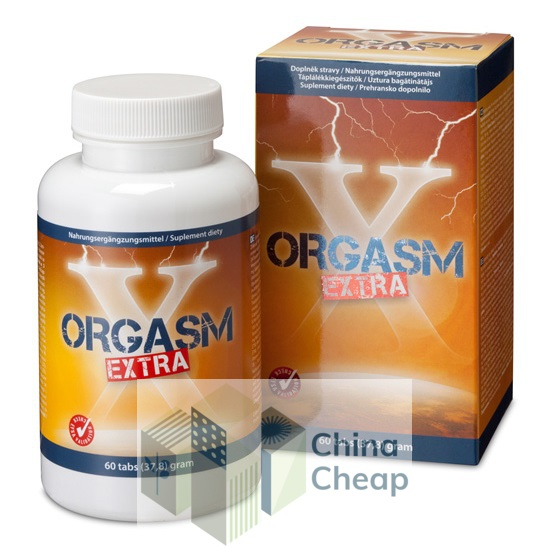 Orgasm Extra – tabletki na przedwczesny wytrysk