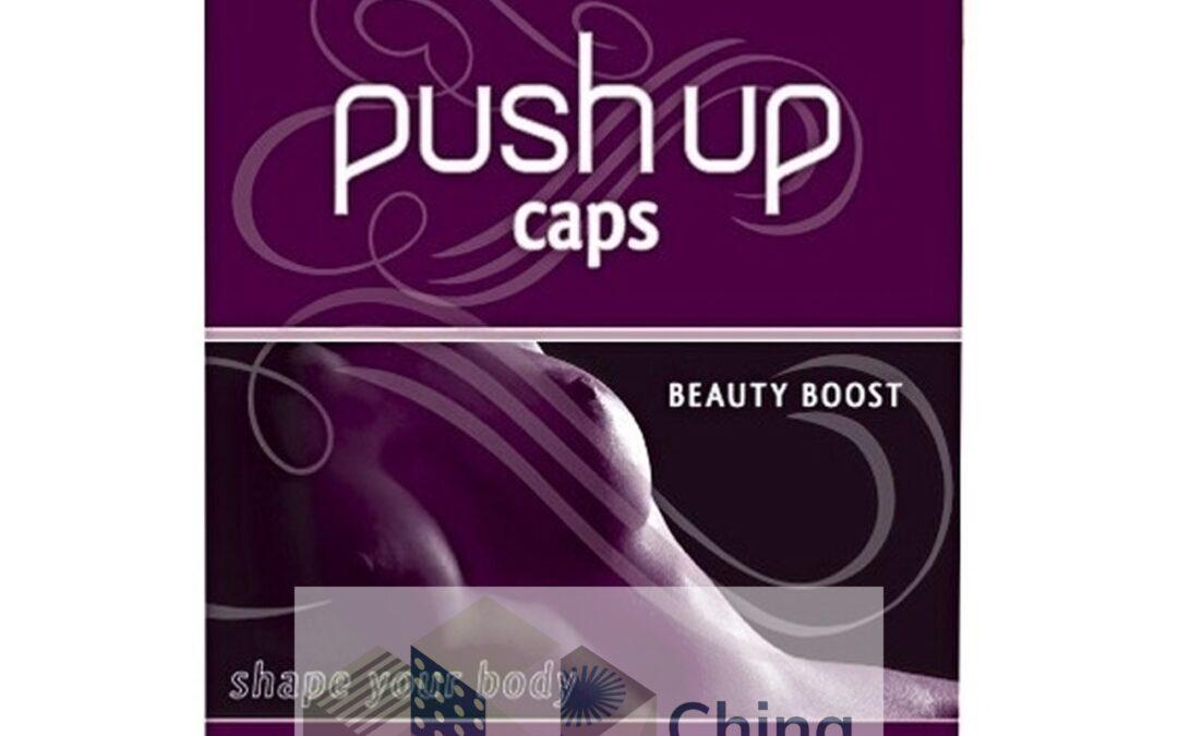 Push Up! Caps – tabletki na powiększanie piersi